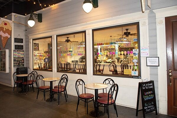 Southern Sweets Ice Cream & Sandwich Shop